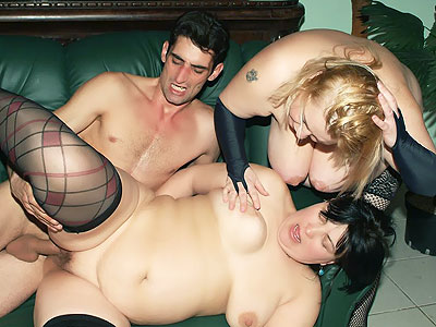 BBWs pickings Turns on a Cock