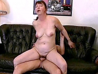 Cock whopping BBW Wife Miranda